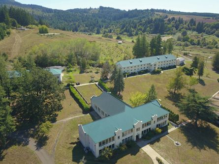 Administration Bldg, Boys and Girls Dorms