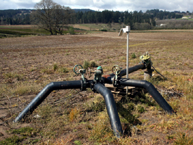 Irrigation Well for Water Rights