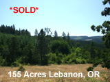 155 Acres Vacant Rural Land for sale